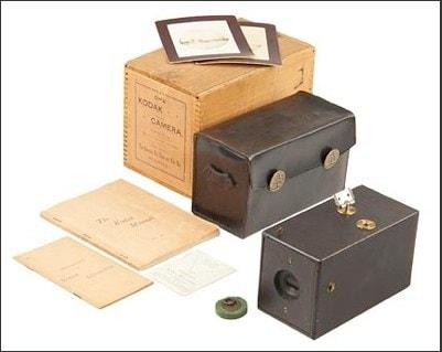 اولین دوربین عکاسی