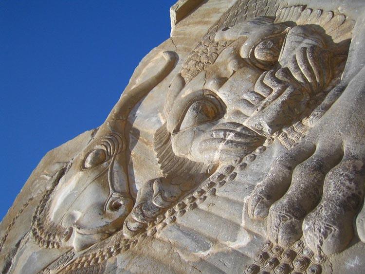 ایران در جهان - تخت جمشید - تاریخ ایران - تمدن ایرانی