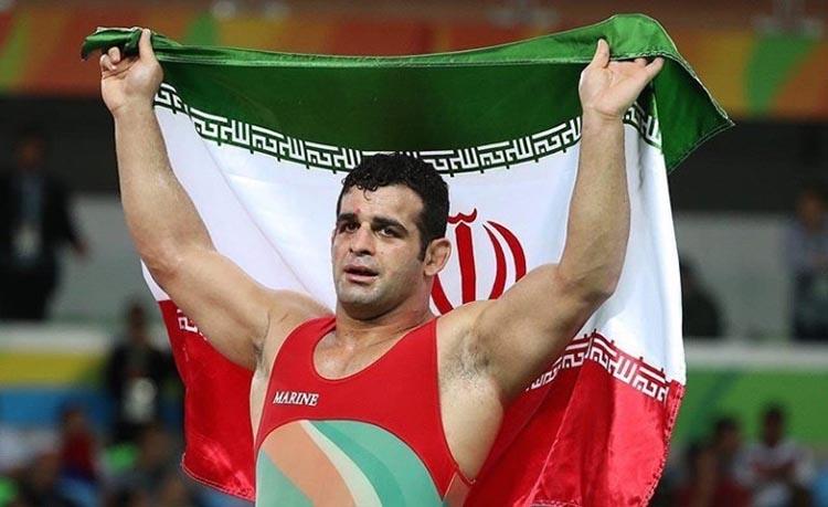 ایران در جهان - قاسم رضایی - کشتی ایرانی - کشتی در ایران