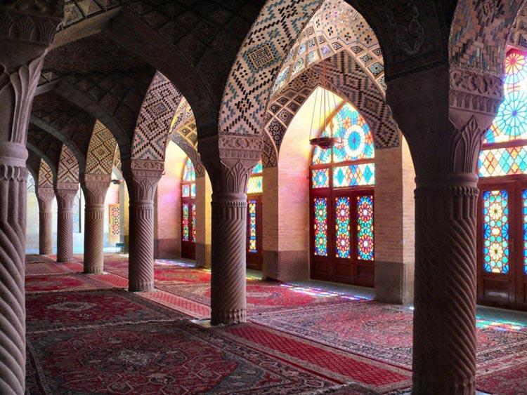 ایران در جهان - معماری ایرانی - مسجد نصیرالملک