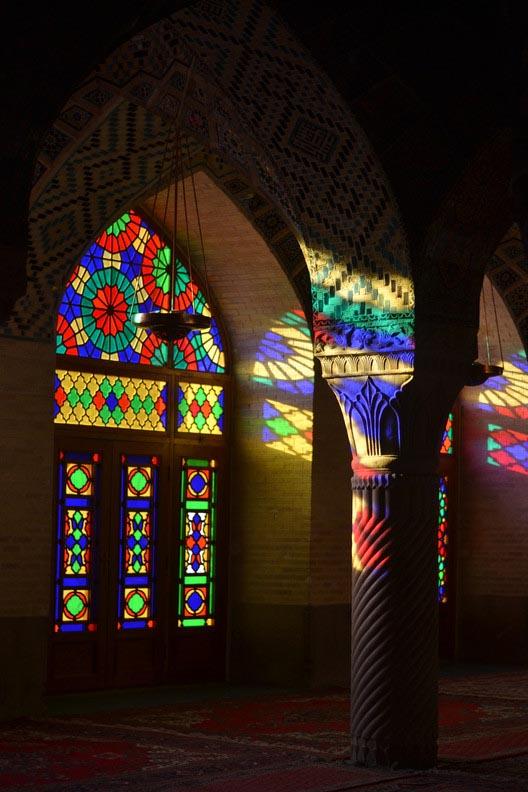 شاهکارهای معماری ایرانی - مسجد نصیر الملک