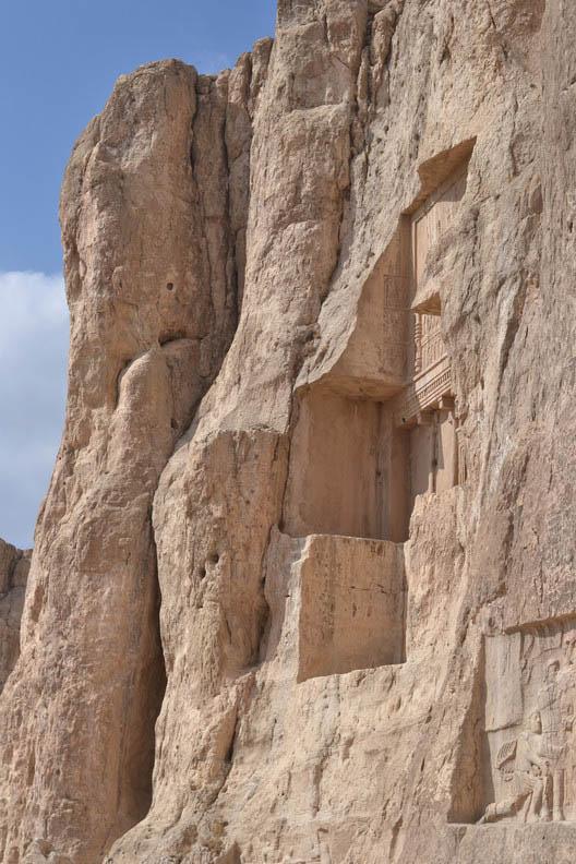 شاهکارهای معماری ایرانی - نقش رستم