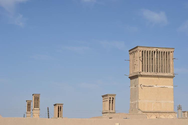 شاهکارهای معماری ایرانی - یزد