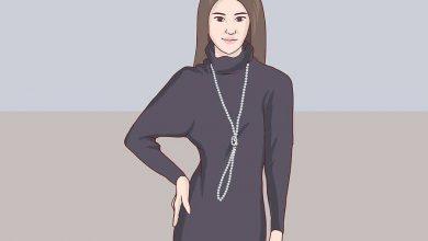 Photo of انتخاب گردنبند مناسب با توجه به شکل گردن، شکل  اندام و صورت و لباس