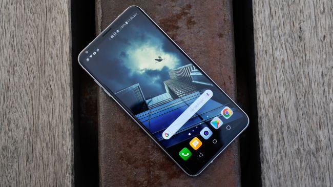 بهترین موبایل های مناسب بازی | LG V30