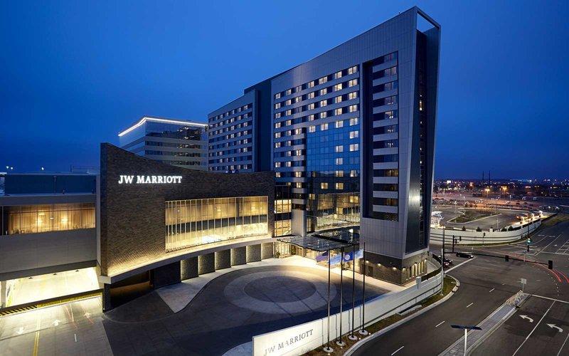 هتل جی دابلیو ماریوت مینیاپولیس مرکز تجاری آمریکا
