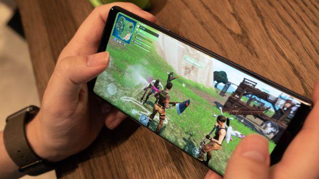 موبایل های مناسب بازی | گلکسی نوت 9