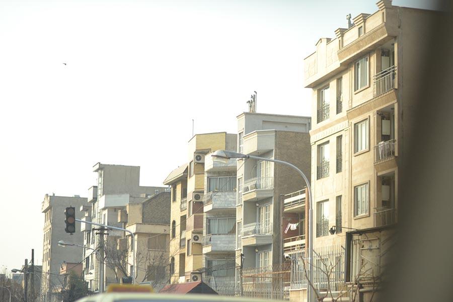 مشکلات معماری ایران