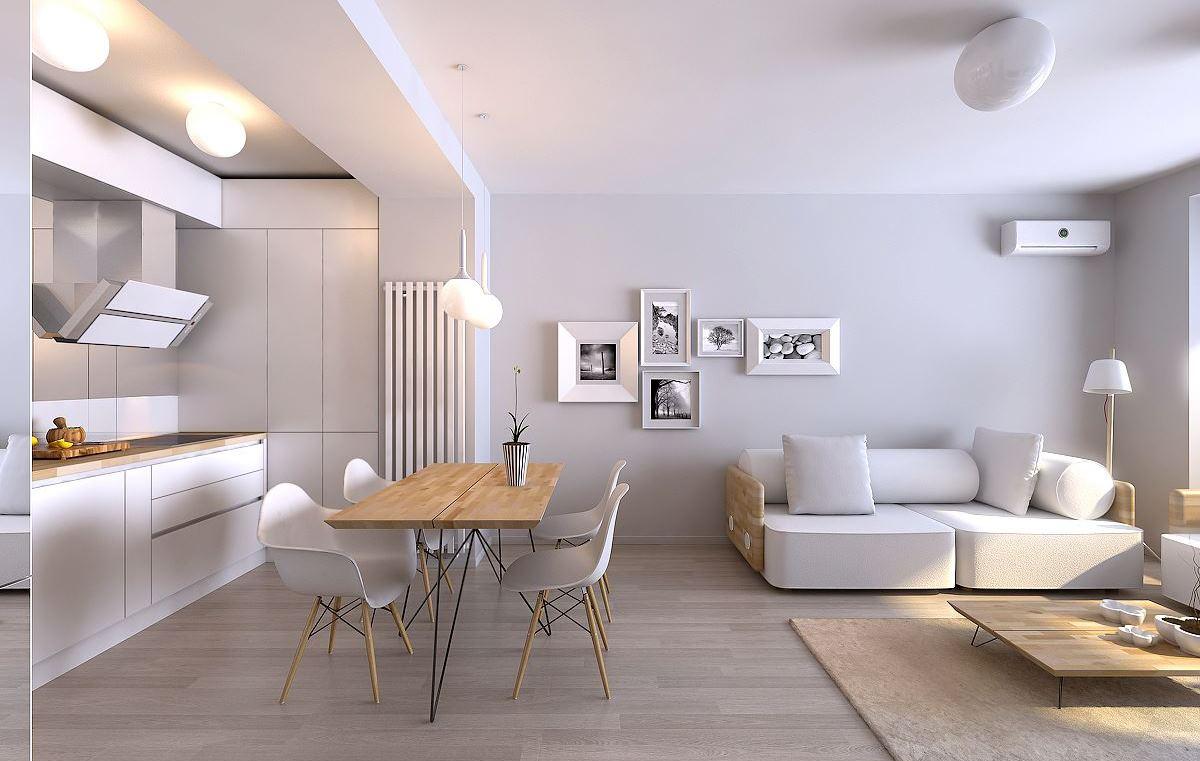 دکوراسیون مینیمال برای اتاق های کوچک