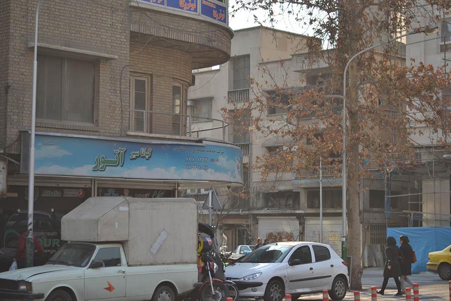 مشکلات معماری ایران - ۴