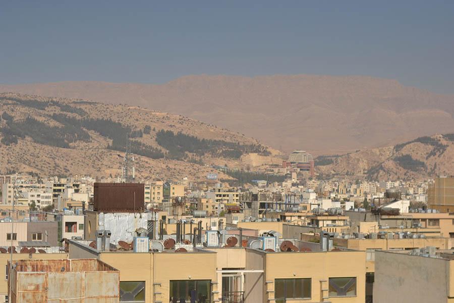 مشکلات معماری ایران - 6