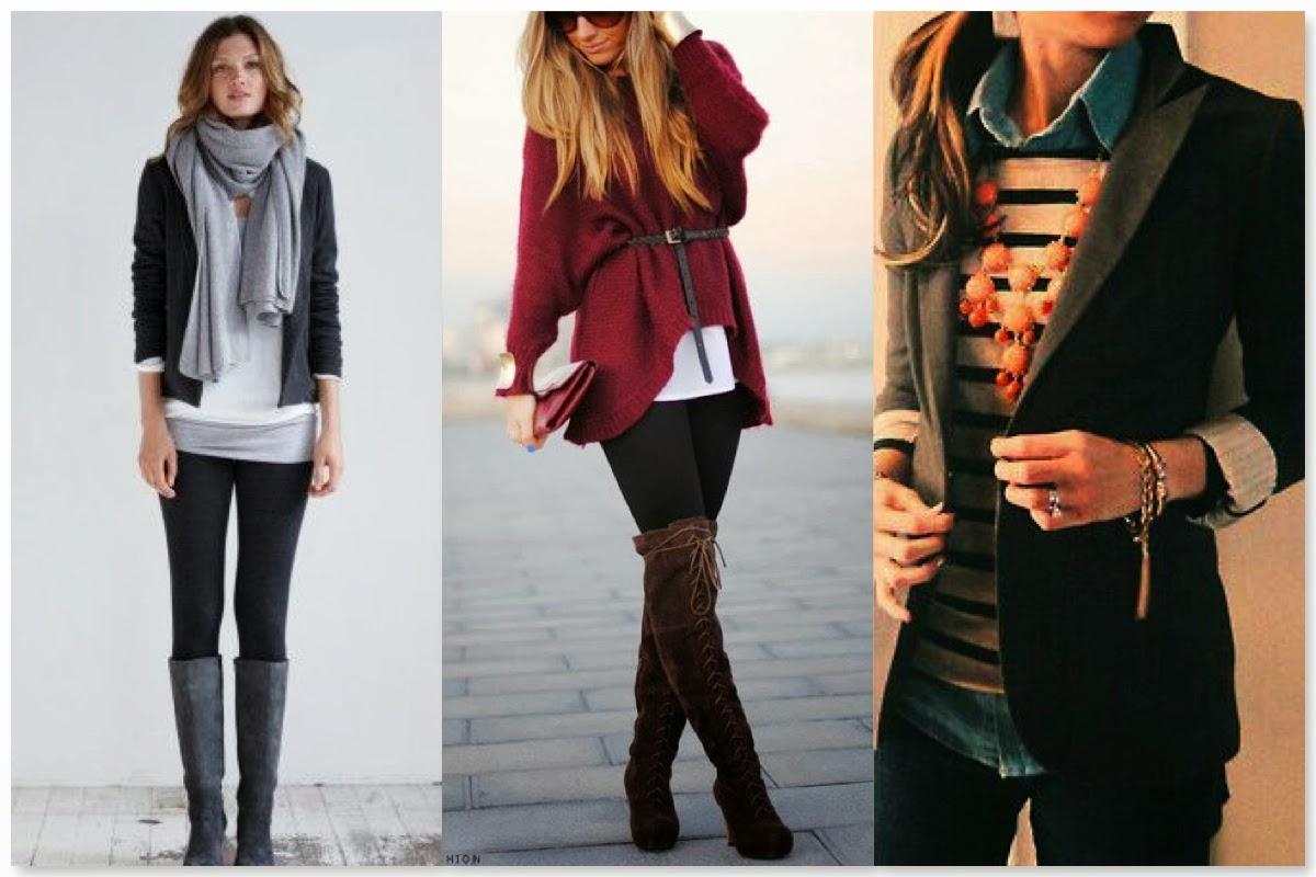 انتخاب نوع لباس بر اساس شکل اندام - لایه های متفاوت لباس