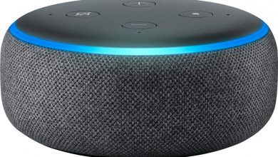 Photo of نسل سوم از بلندگوهای هوشمند Echo Dot با برنامه Alexa