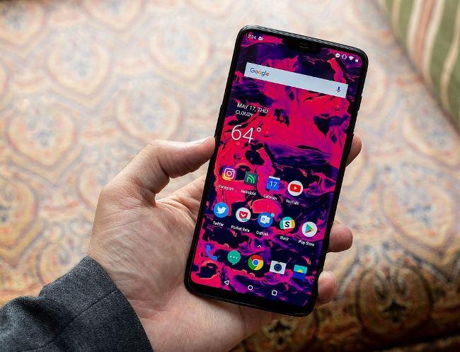 گوشی موبایل One Plus 6
