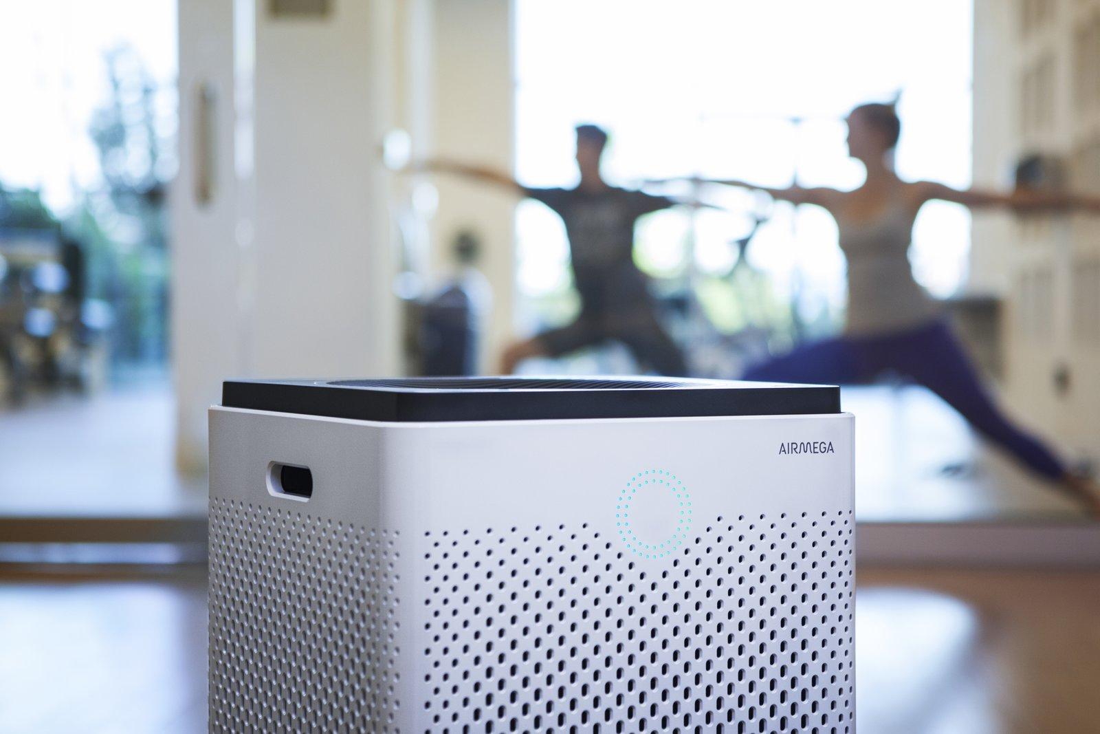 خانه هوشمند - تصفیه کننده هوای ایرمگا