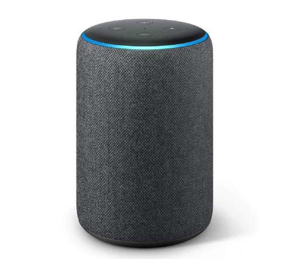 استفاده از پارچه و لبه های گرد باعث شده تا Echo Plus نرم به نظر برسد...