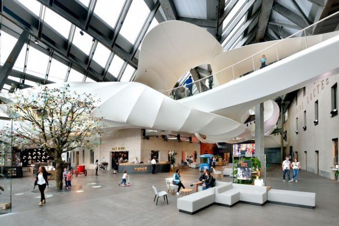 تاثیرات معماری در مراکز آموزشی