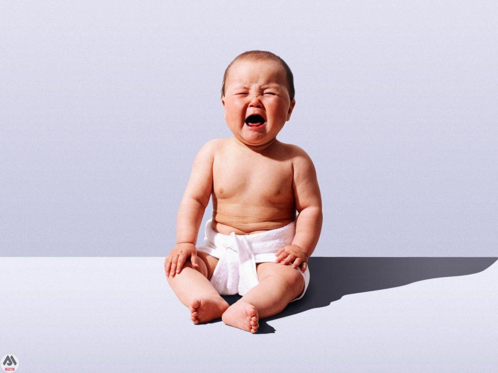 تاخیر در رشد کودک