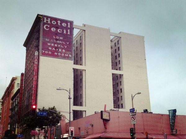 هتل سیسیل | ترسناک ترین هتل های جهان