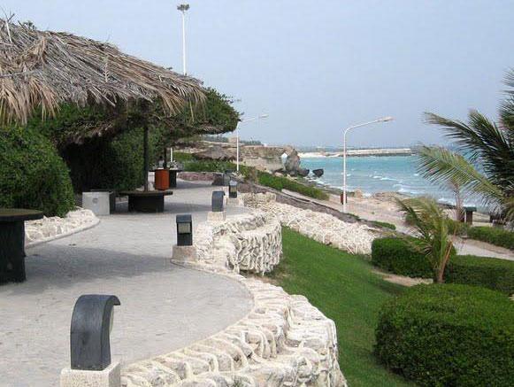 ساحل مرجانی کیش