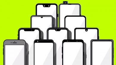 Photo of بررسی روند تکامل حاشیه نمایشگر در گوشی های هوشمند