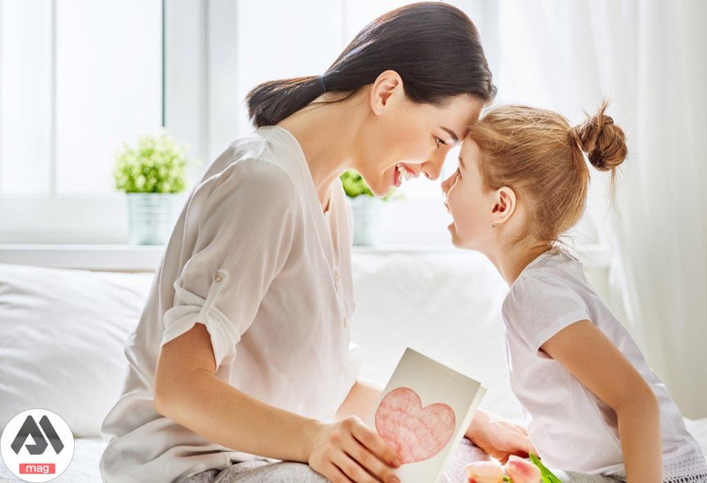 چگونه مادر نمونه باشیم