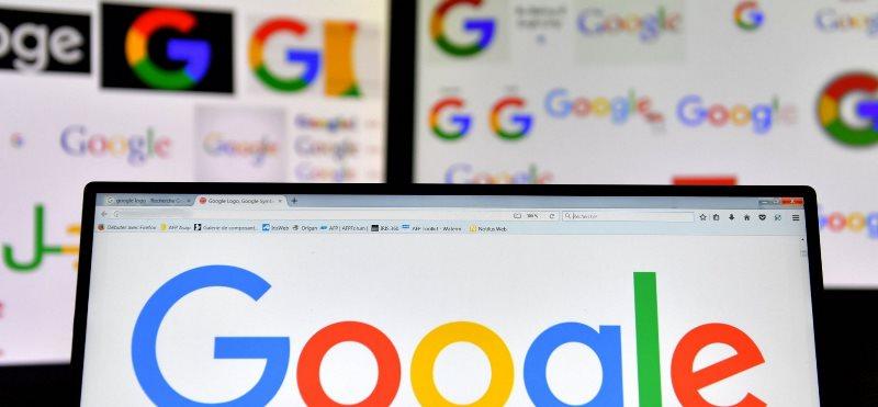 آرم گوگل