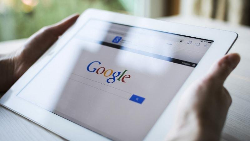 نگاهی به تاریخچه ی گوگل