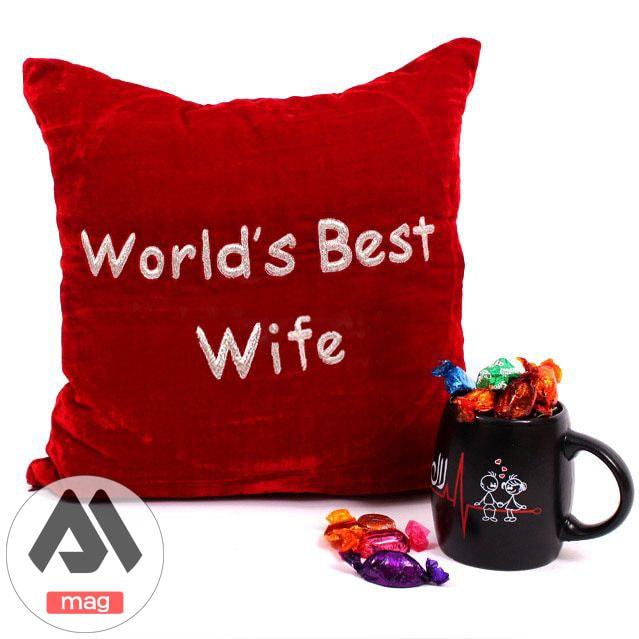 هدیه برای همسر