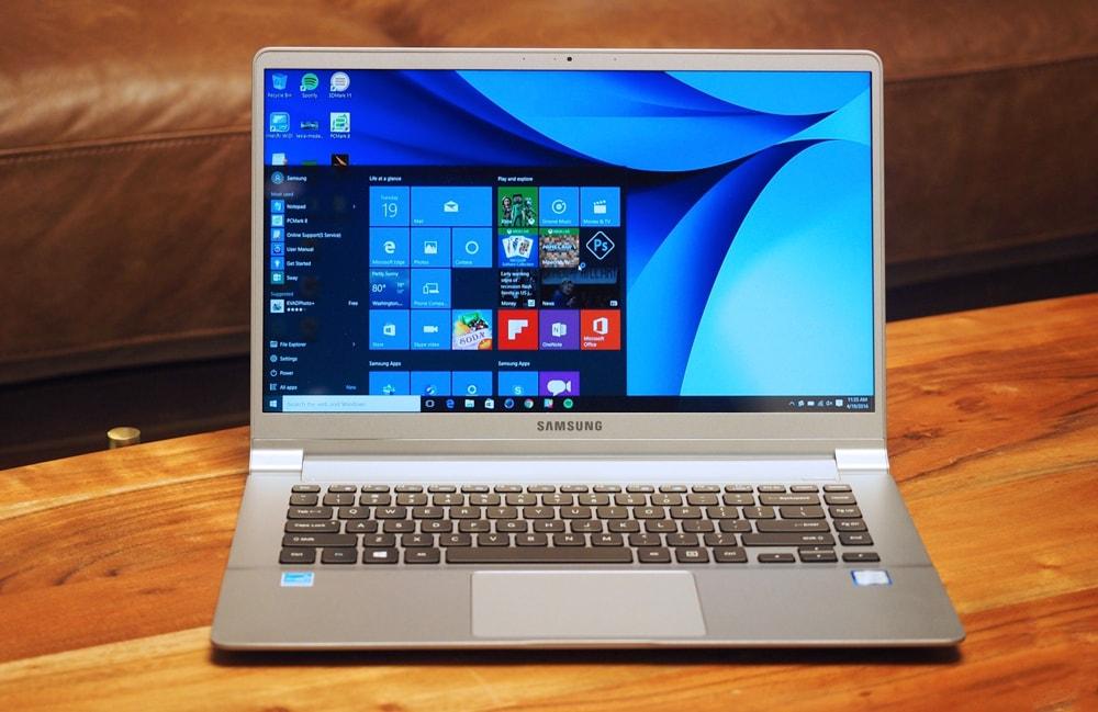 لپ تاپ سامسونگ Notebook 9