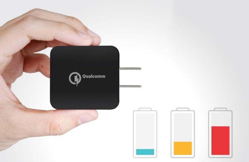 فست شارژ 5.0 کوالکام