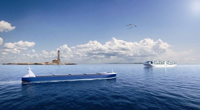 کشتی های خودران رولز رویس