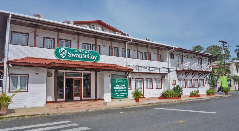 هتل سوان کای