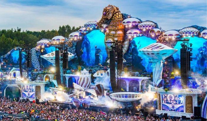 فستیوال Tomorrowland