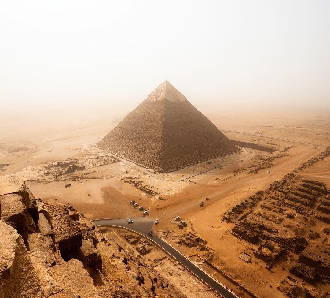 رازهای اهرام مصر ؛ اسرار آخرین عجایب هفتگانه جهان