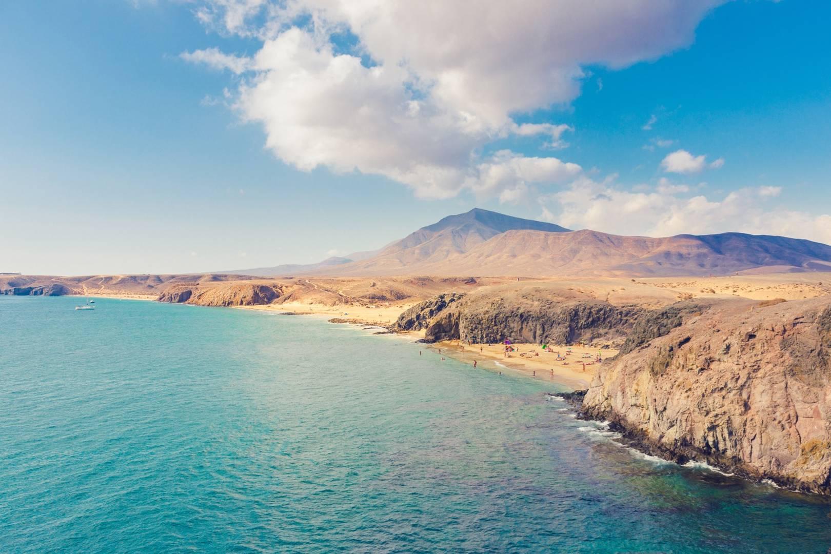 لانزروته، جزایر قناری