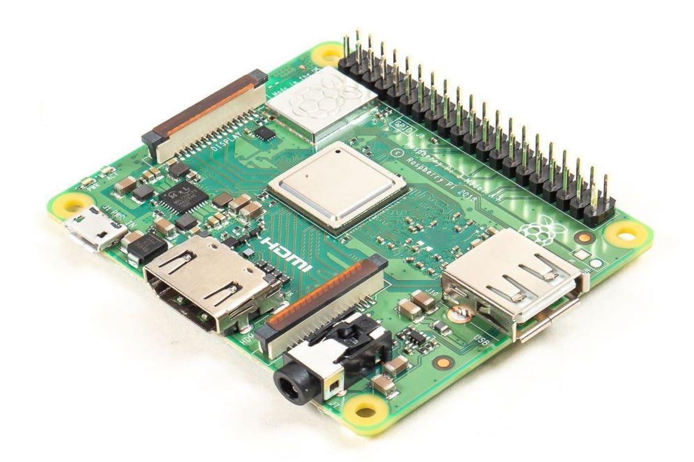 معرفی Raspberry Pi 3 مدل +A