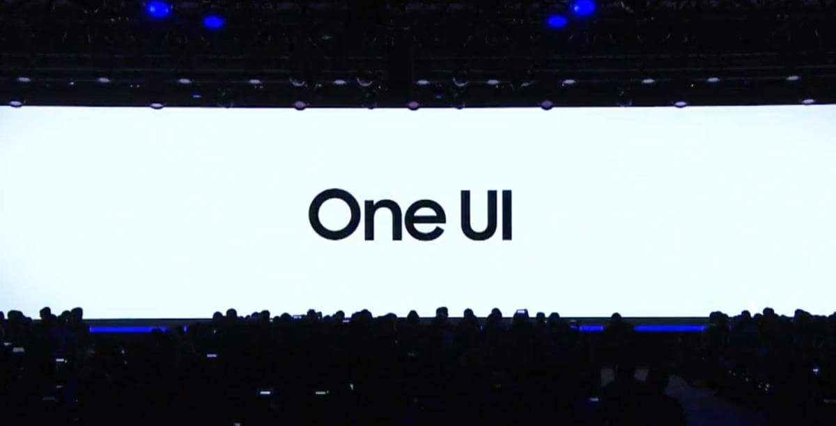 رابط کاربری جدید One UI سامسونگ
