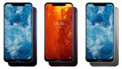 Photo of گوشی هوشمند Nokia 8.1 به همراه پردازنده Snapdragon 710 معرفی شد