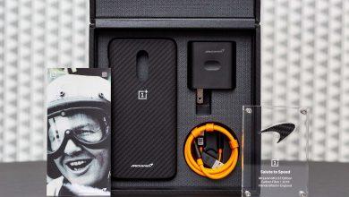 Photo of جعبه گشایی Oneplus 6T McLaren Edition