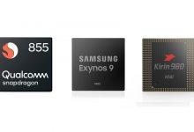 Photo of مقایسه پردازنده های Snapdragon 855 ، Exynos 9820 و Kirin 980