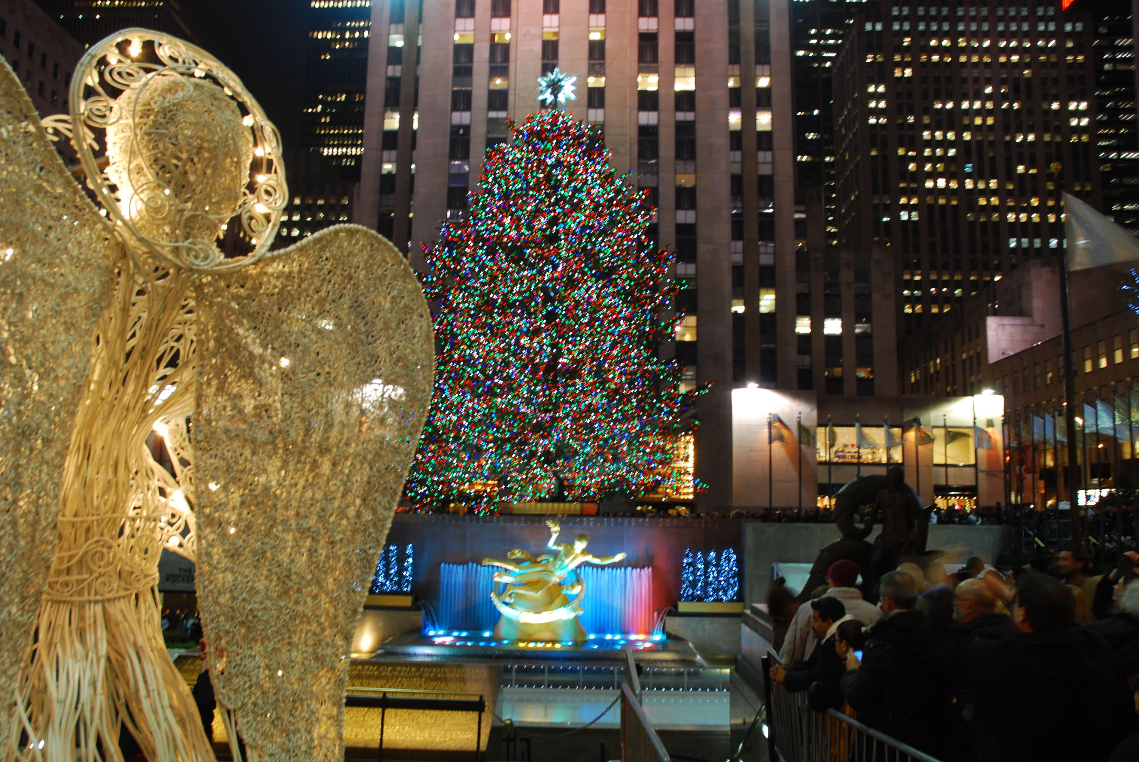 نیویورک در کریسمس