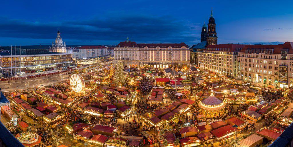 بهترین مقاصد گردشگری در کریسمس   سالزبورگ در کریسمس