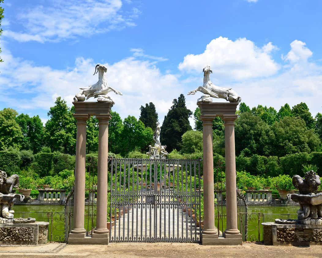 باغ های Boboli