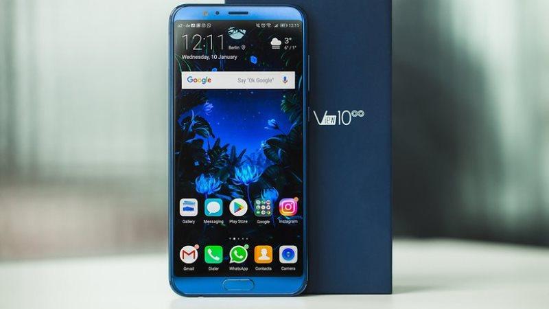 گوشی Honor view 10 دارای تکنولوژی ViLTE