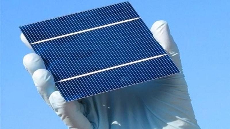 نسل جدید سلول های خورشیدی