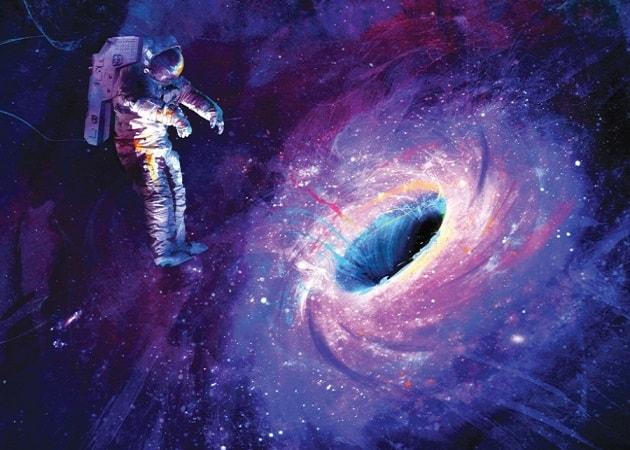 تولید سیاه چاله و همه چیز درباره ی آن