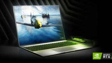 Photo of با معرفی کارت گرافیک RTX، لپ تاپ ها قدرتی ۲ برابر PS4 Pro خواهند داشت