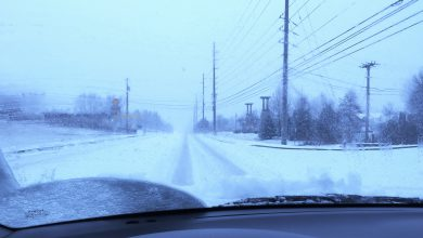 Photo of مهم ترین نکات رانندگی در برف و باران