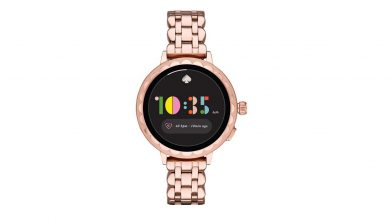 Photo of ساعت هوشمند KATE SPADE برند بزرگ صنعت فشن معرفی شد